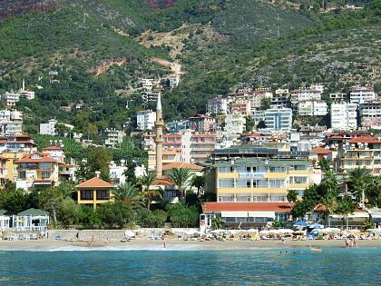 Нажмите на изображение для увеличения Название: Пляж Клеопатры в Аланьи.jpg Просмотров: 177 Размер:100.5 Кб ID:42