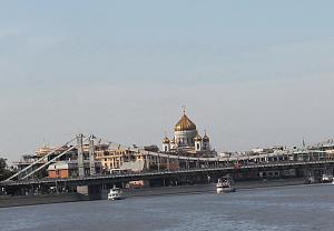 Нажмите на изображение для увеличения Название: Вид на мост через Москвы-реку.JPG Просмотров: 366 Размер:93.8 Кб ID:30