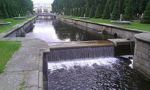 Нажмите на изображение для увеличения Название: Морской канал в Питергофе.jpg Просмотров: 340 Размер:97.2 Кб ID:9